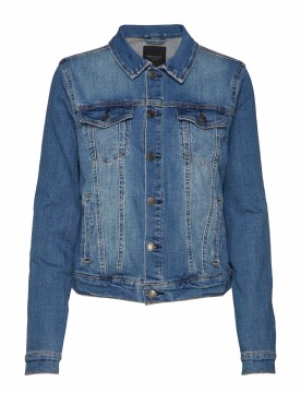 Rock jacket - vintage blue denim